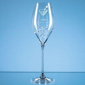 Diamante Prosecco Glass