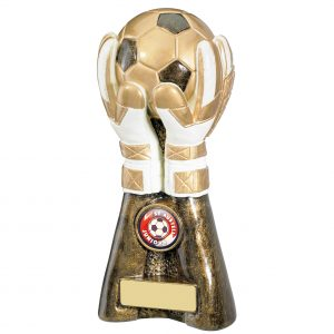 Goalkeeper Glove Trophy – 20.5cm