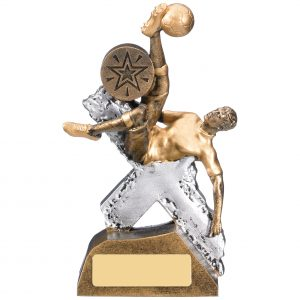 Extreme Football Male Trophy