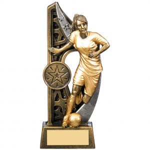 Imperius Male Footballer Trophy