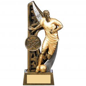 Imperius Female Footballer Trophy