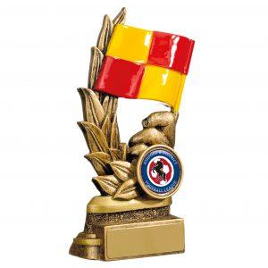Linesman Flag Trophy – 14cm
