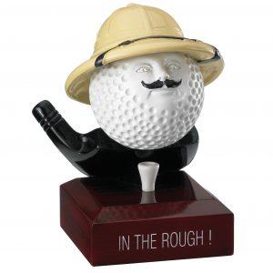 In the Rough! – 12.5cm