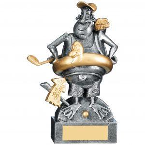 Have a Go Henry Comic Golf Award – On Tour 15cm