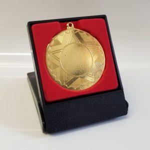 SPECIAL OFFER Standard 50mm Horizon Medal in Plastic Flip Lid Box